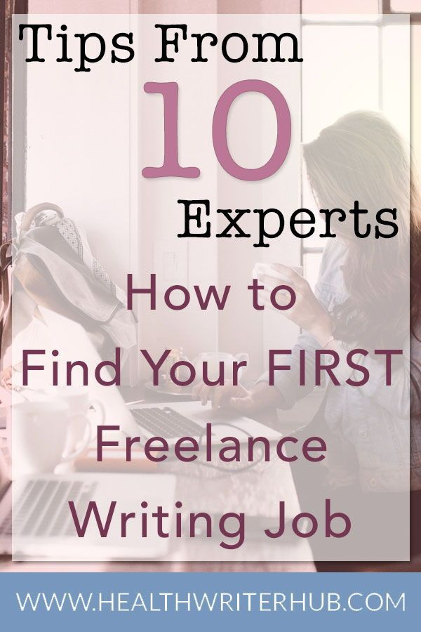 Find Your First Freelance Writing Job 10 Writers Share Their Stories Writing Jobs Freelance Writing Jobs Writing Skills