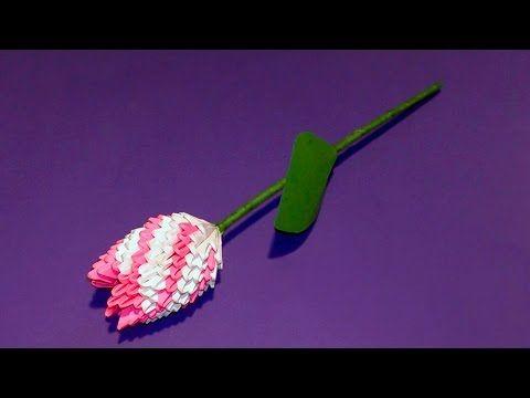 tulipano ad origami