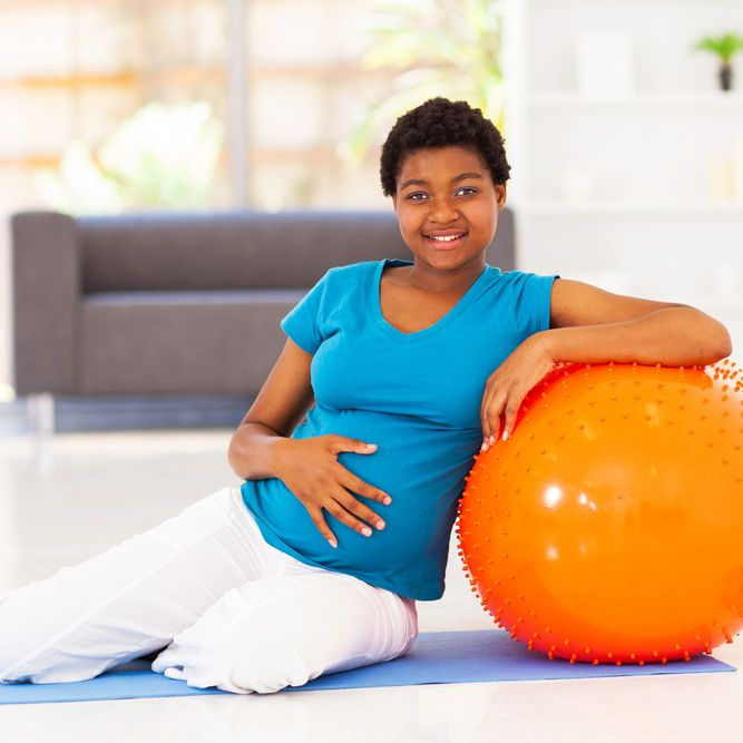 Trimester-specific workouts that will keep you limber and strong for pregnancy and new motherhood.