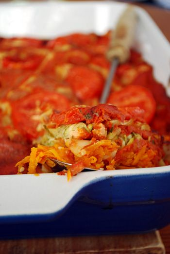 » Lasagnes aux légumes fondants | Clea cuisine
