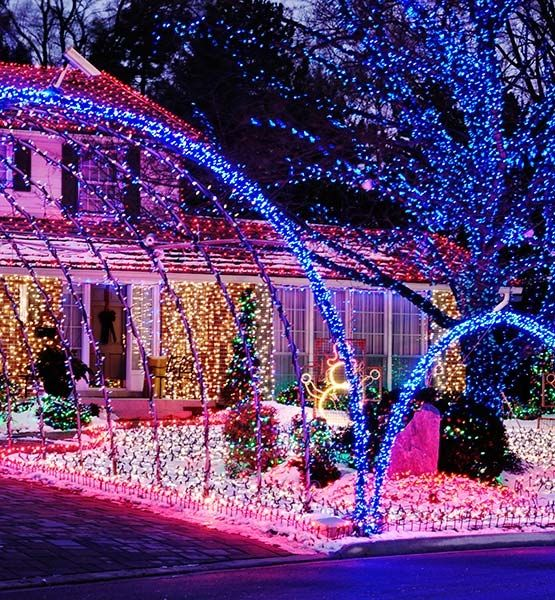 Extreme Christmas Trees: 1000+ Images About Christmas Lights Diy On Pinterest