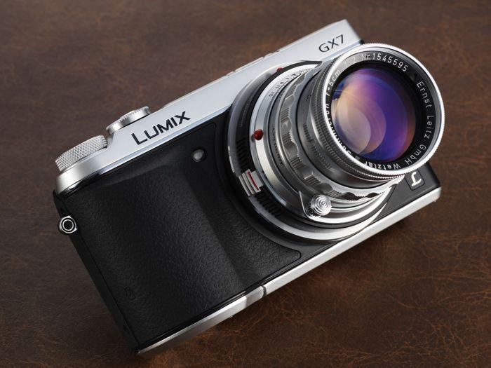 Panasonic Lumix GX7 : Test complet