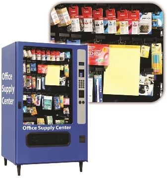 15 best Office Supplies- Inspired by IDS Office Vending Machines - office supplies inventory