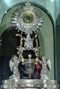 Il Miracolo Eucaristico/Eucharistic Miracle