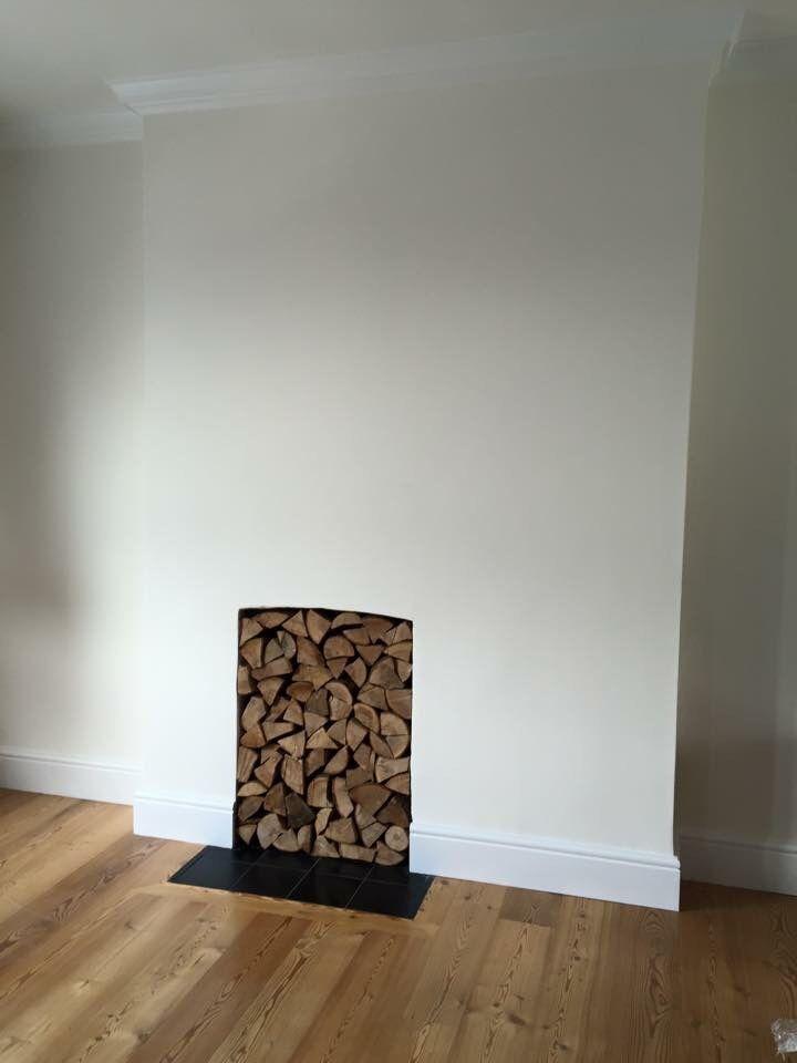 Log storage ideas.