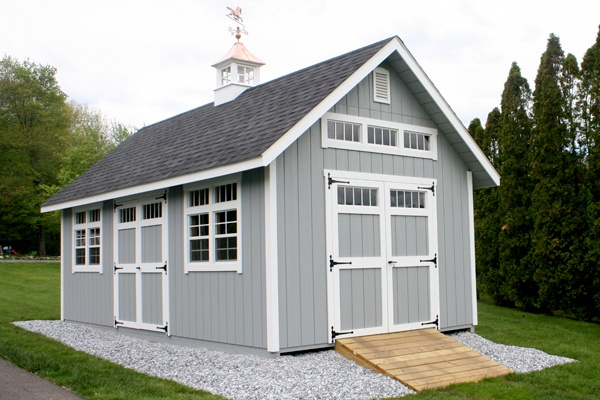 Igor and sons custom storage shed things to do in the for Custom storage sheds