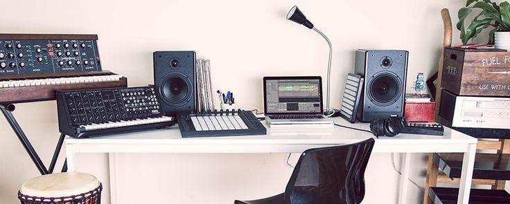 良い曲は良い環境から!スタジオ・DTM部屋 画像まとめ【part.5】 | MeloDealer