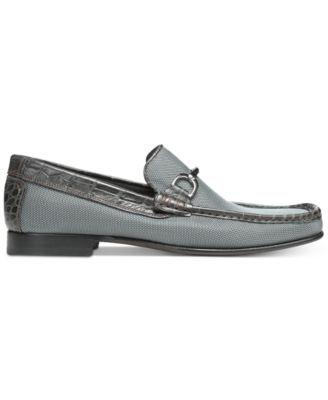 Donald Pliner Men's Darrin3 Slip-On Loafers - Black 11.5