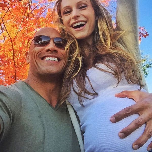 Dwayne Johnson and Lauren Hashian Reveal Their Baby's Sex: Find Out If The Rock Is Expecting a Boy or a Girl | E! Online Mobile