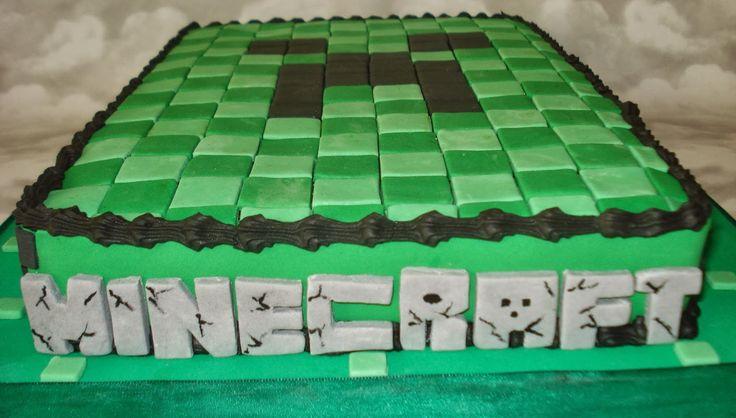 Nuevas Tendencias en Decoración de Tortas: Tortas de Minecraft