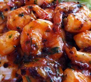 Camarones Enchipotlados (Shrimp in Chipotle Sauce) recipe   BigOven