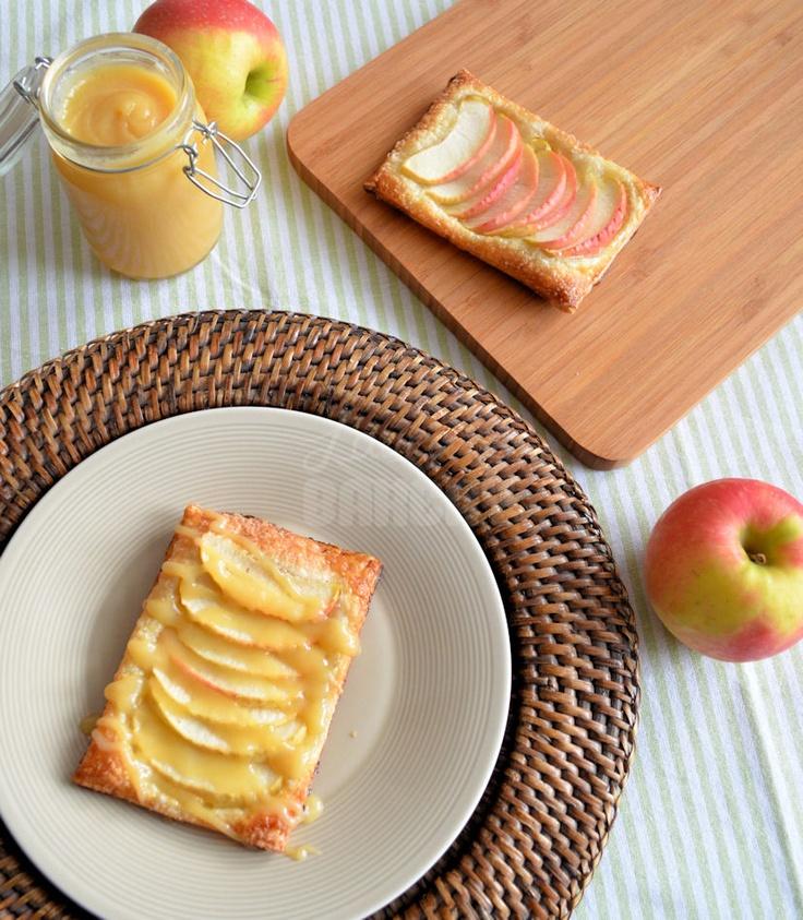 Laura's Bakery: Appelgalettes met karamel