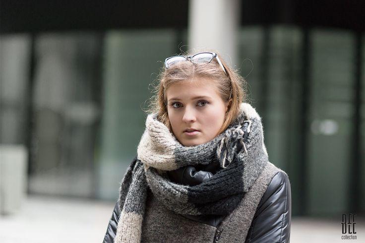 Wełniane kurtki plus pikowanie. Woolen jacket with quilted sleeves. http://www.bee.com.pl/e-sklep/