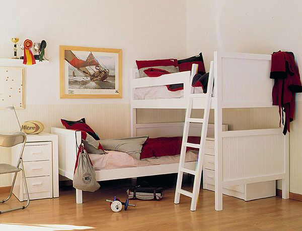 Room For Two Kids | Shelterness