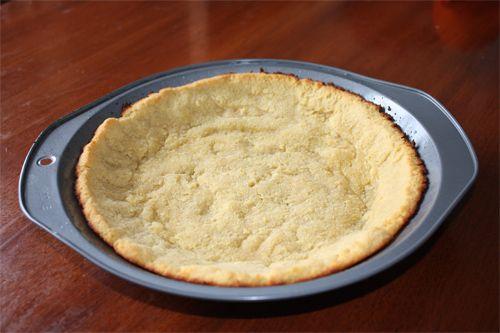 Gluten Free Coconut Pie Crust