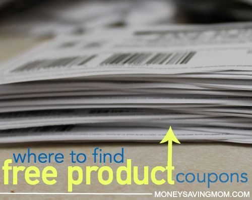 Want to pick up products at the store for FREE? Here are some secrets and tips for finding FREE product coupons (any suggestions to add?)