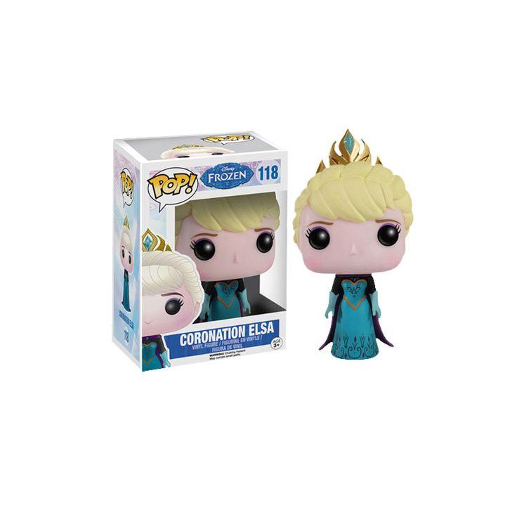 Pop Vinyl Frozen Coronation Elsa Toys R Us Australia