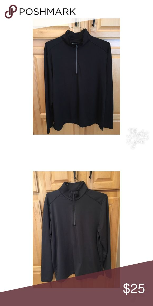 Greg Norman Athletic Pull Over Greg Norman, Athletic Pull Over, Size Large 🚭🏡✅🐶 Greg Norman Shirts