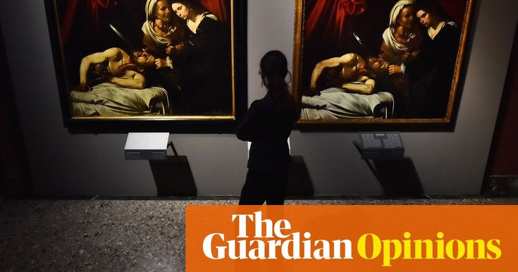 Caravaggio killed a man. Should we therefore censor his art? http://lnk.al/65qt #artnews