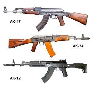 Know Your AK Rifles: AK-47 vs. AK-74 vs. AK-12 http://mountsplus.com/blog/ak-rifles-ak-47-vs-ak-74-vs-ak-12/