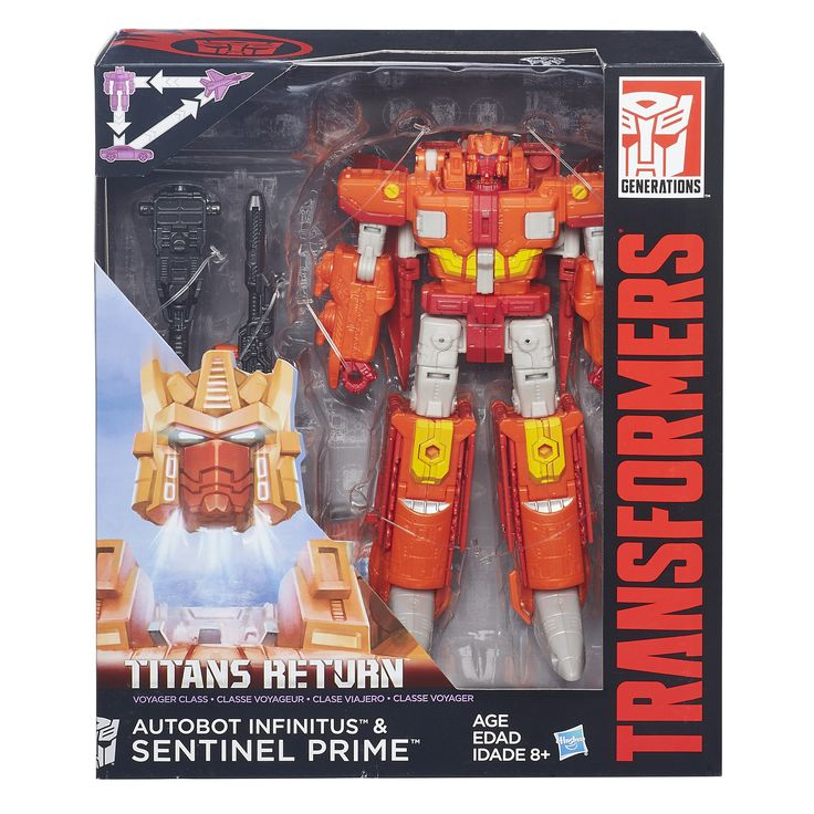 Transformers Legend Series Titans Return Autobot Giveaway