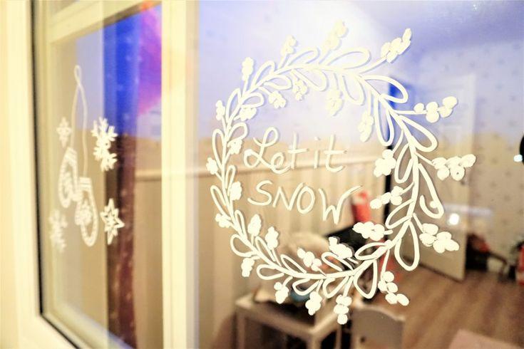 Noch gibt es wenige kostenlose Vorlagen für weihnachtlichen Fensterbilder. Hier findet Ihr unterschiedliche Vorlagen. Kränze, Girlande...
