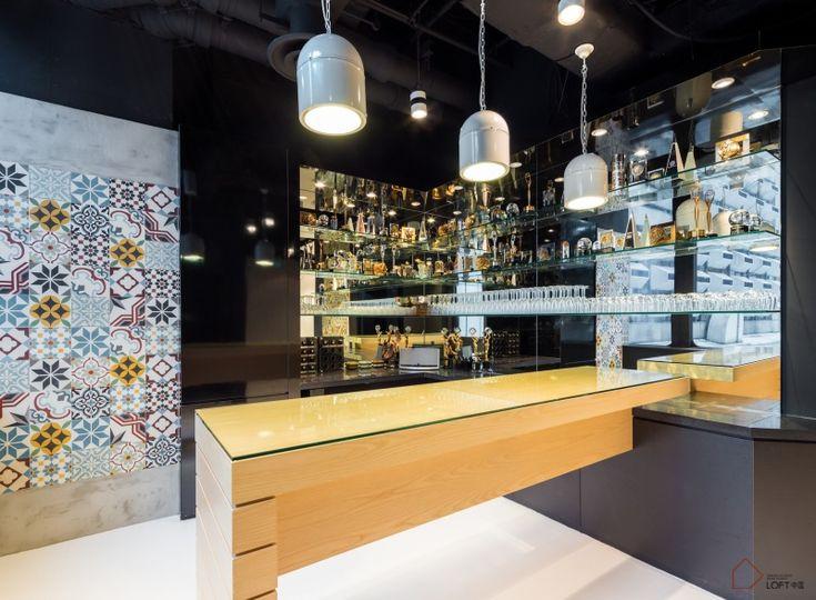 国外LOFT风格办公室设计