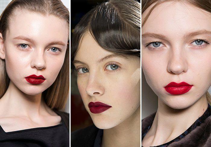 Белые брови, чёрные губы, радужные тени – похоже в предстоящем сезоне модницам придётся быть более изобретательными в макияже, чем раньше. Какие же сюрпризов ждать от мировых визажистов и к чему готовиться?