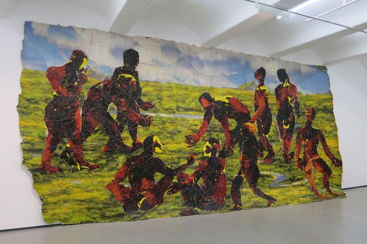 New York Art Tours — Kay Hassan at Jack Shainman Gallery