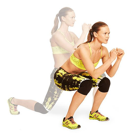 Torch Fat in 10 Minutes: Double Jump