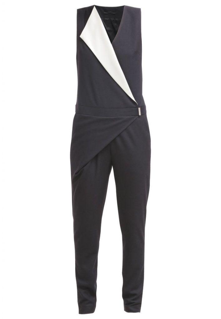 KARL LAGERFELD DAHLIA Jumpsuit black für Damen -