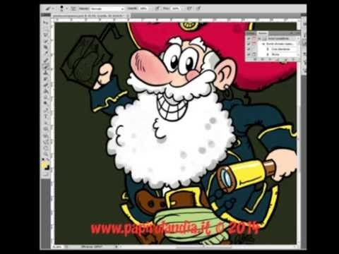 Digital Color Process Original Characters by G.Bozzolan - 2014 http://www.papirolandia.it/