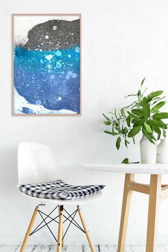 Large minimalist art Modern abstract art Large abstract
