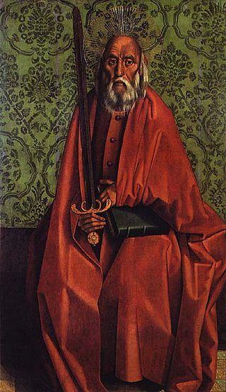 Nuno Gonçalves (Portuguese, 15th century) - St. Paul