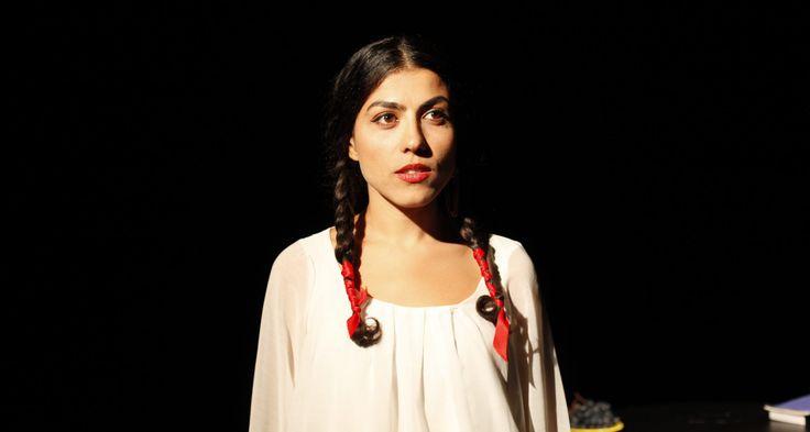 Mihaela DRĂGAN   Actriță   ''Învăț cine sunt fiind mereu altcineva. Arta e despre întâlnirea dintre oameni, nu despre separare.''    Photo by Andreea Câmpeanu