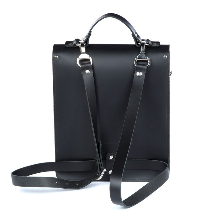 2017 Popular Image of Brix   Bailey Small Structured Leather Backpack https://www.crazybackpacks.com www.brixbailey.com