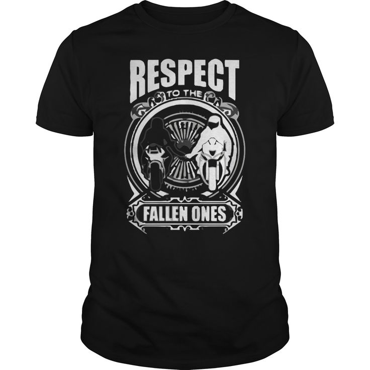 RESPECT TO THE FALLEN ONES T-Shirts, Hoodies. VIEW DETAIL ==► https://www.sunfrog.com/Hobby/RESPECT-TO-THE-FALLEN-ONES-Black-Guys.html?id=41382