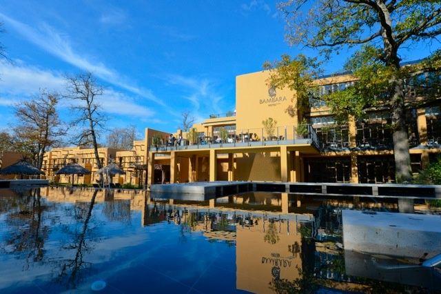 A piece of Africa: Bambara Hotel**** premium