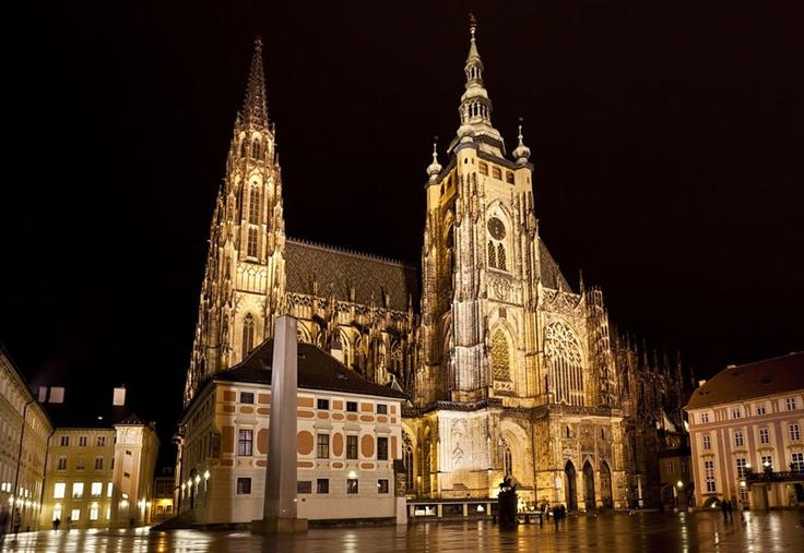 St. Vitus Cathedral (Czech Republic, Prague)