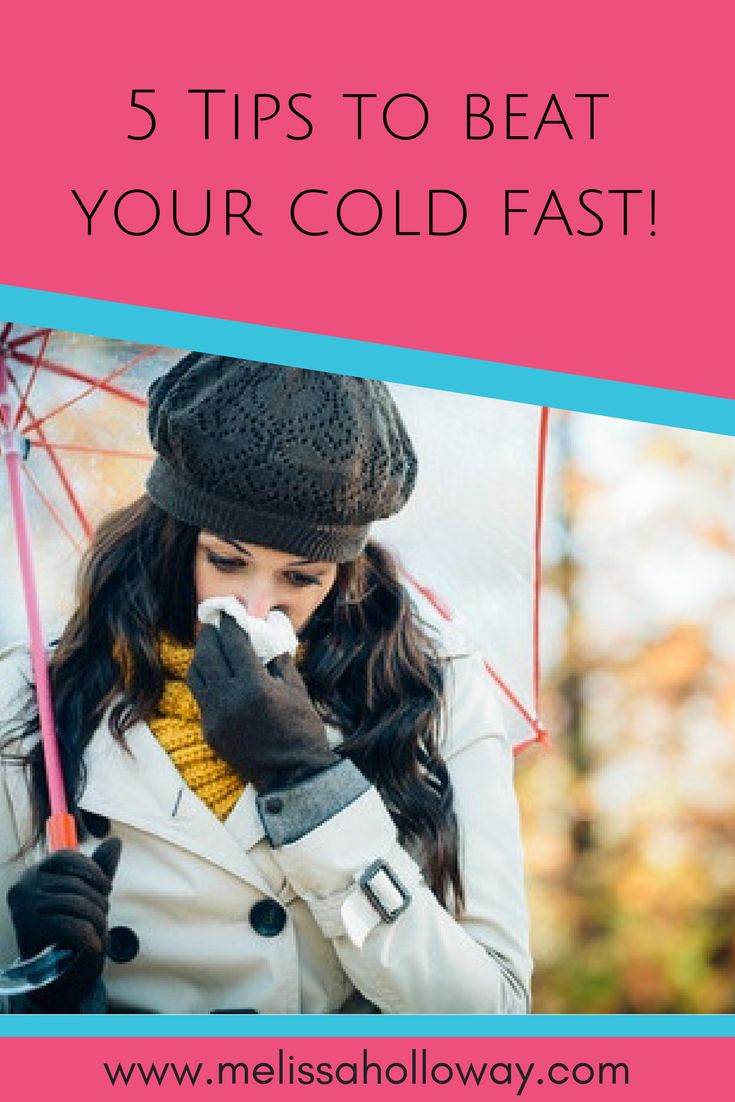 This week on the blog I talk about why we get sick more often in winter (and what you can do about it), but also what to do when you DO get sick!  Stay healthy everyone!