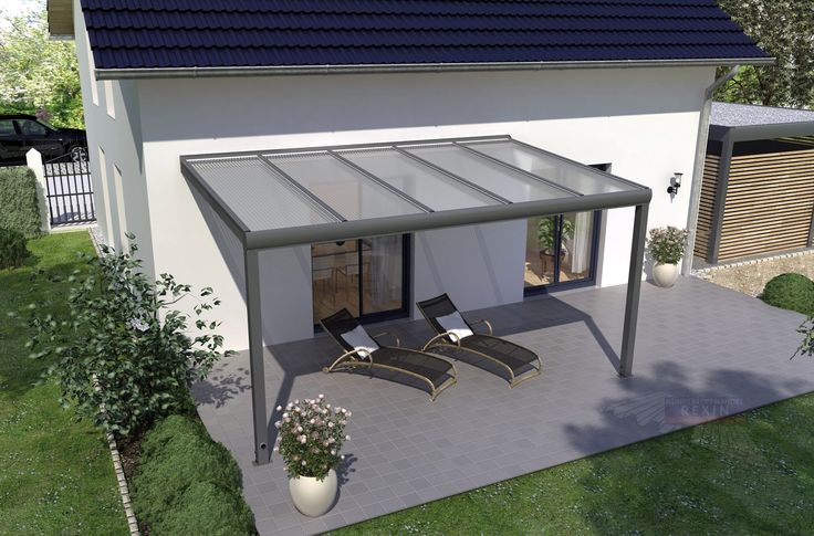 rexopremium alu terrassen berdachung 4m x 3 5m pergola. Black Bedroom Furniture Sets. Home Design Ideas