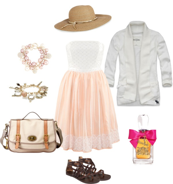 """""""Summer in Korea Outfit #1"""" by sunyoungx ❤ liked on Polyvore"""