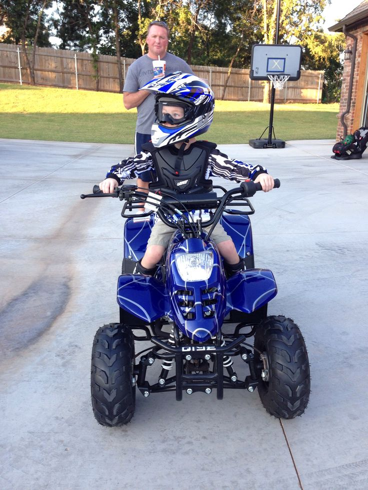 Toy 4 Wheelers For 8 Year Old Boys : Cc wheeler for the four year old birthday toys