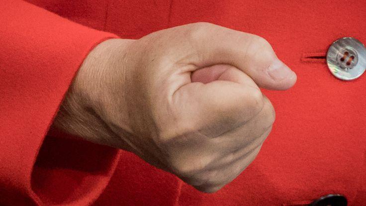 Angela Merkel: Letzte Rede im Bundestag, Norbert Lammert verabschiedet sich - Politik Inland - Bild.de