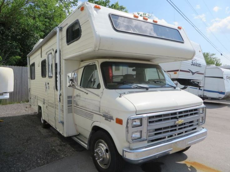 157 Best Images About Motorhome Chevy Oldtimer Leisure
