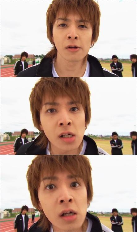 Ikuta Toma funny expression (Hana Kimi) Loved him as Natsuki