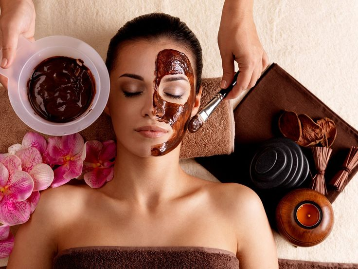 Get The Glow By Using Chocolate On Body & Face!  http://theblissbasket.com/get-the-glow-by-using-chocolate-on-body-face/