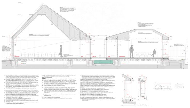 Ping Mall Plan Elevation Section : Best plans elevations and sections images on