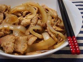 豚肉と新玉ねぎのスパイシー旨み炒め レシピブログ