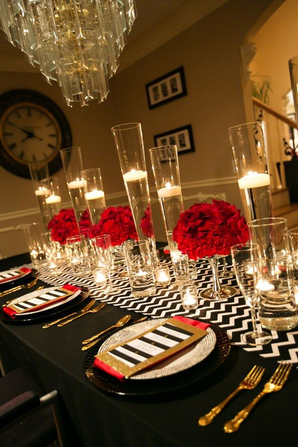 Best 25 classy birthday party ideas on pinterest classy for Decoration 007